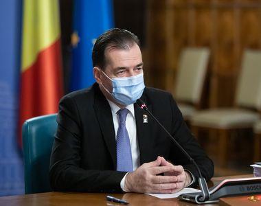 """""""Mai scăpăm de unii care nu-și fac treaba"""". Premierul Orban le-a pus gând rău..."""