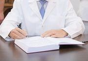 Iohannis, în halat alb, declarații mai mult decât optimiste în criza coronavirusului  - FOTO & VIDEO