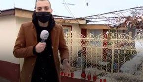 VIDEO - Crimă îngrozitoare în Buftea: bătrână mutilată în propria casă