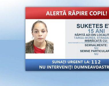 Minoră răpită în Târgu Mureș. A fost luată de pe stradă și urcată cu forța într-o mașină