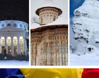 La mulți ani, România! Mesaje, felicitări și urări în imagini pentru apropiați, de Ziua...