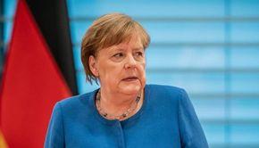 Angela Merkel, un nou avertisment