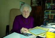 """Sylvia Hoișie, """"mama Polidinului"""", este foarte sigură de vaccinul anti- COVID. Doctorul se vaccinează la vârsta de 93 de ani"""