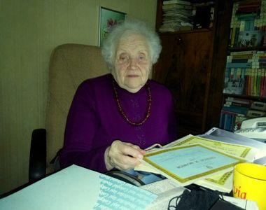 """Sylvia Hoișie, """"mama Polidinului"""", este foarte sigură de vaccinul anti- COVID. Doctorul..."""