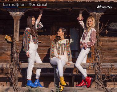La mulți ani, România noastră frumoasă!