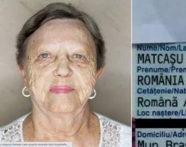 România Matcașu este singura româncă care poartă numele țării. A fost botezată chair de...