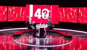 """Ion Cristoiu, dezvăluiri despre politicienii care au încercat să-l corupă """"Mi-au trimis plicul"""" Ce a spus jurnalistul despre aceștia, la """"40 de întrebări cu Denise Rifai"""" VIDEO"""