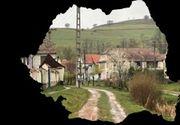 VIDEO  Satele părăsite din România