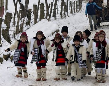Sărbătorile de iarnă: Cinci datini frumoase pentru români