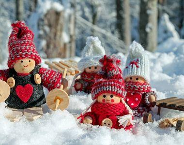 Sărbătorile de iarnă 2020.  În ce zi pică anul acesta Crăciunul și câte zile libere vor...