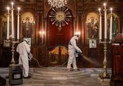 Biserica Ortodoxă respinge ideea mutării în online a slujbelor de Crăciun
