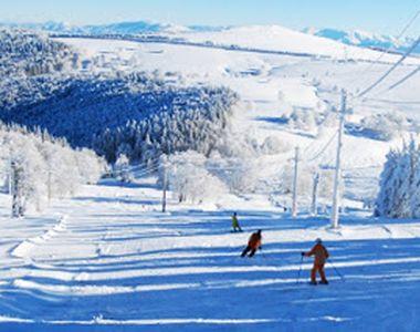 Care sunt măsurile anti-COVID aplicate pe pârtiile din România