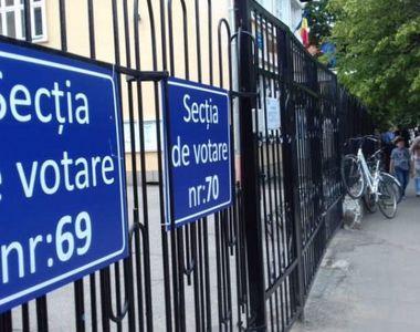 Află care este este secția ta de votare, unde poți vota la Alegerile Parlamentare din 6...