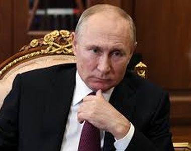 Putin cere începerea vaccinării împotriva covid-19, începând cu sfârşitul săptămânii...