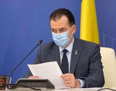 Ludovic Orban afirmă că România se află pe un trend descendent al infectărilor cu COVID-19