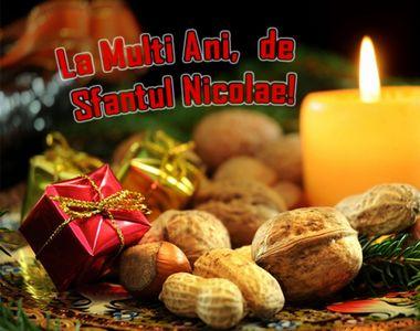 La mulţi ani de Sf. Nicolae 2020: Mesaje, felicitări şi urări de Moş Nicolae pentru...