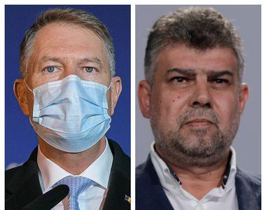 Războiul dintre președinte și PSD, ultimul act înainte de alegeri. Cum a reacționat...