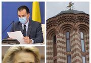 Mesajul premierului Orban despre slujbele de Crăciun