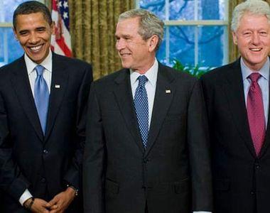 Barack Obama a anunțat că se va vaccina împotriva COVID-19, alături de alți foști...