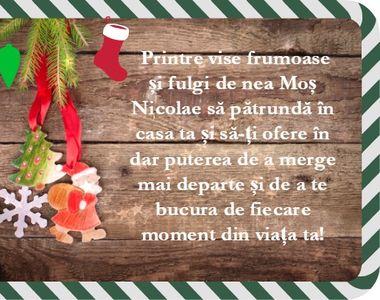 Mesaje în ajun de Moş Nicolae: Cele mai haioase urări, felicitări şi tradiţii