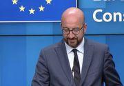 """UE sancționează Turcia din cauza """"unor acte unilaterale şi unei retorici ostile"""""""