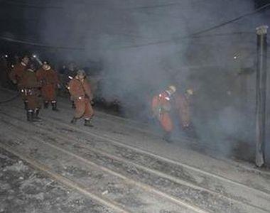 Tragedie în China: 18 mineri au murit în urma unei scurgeri de gaz