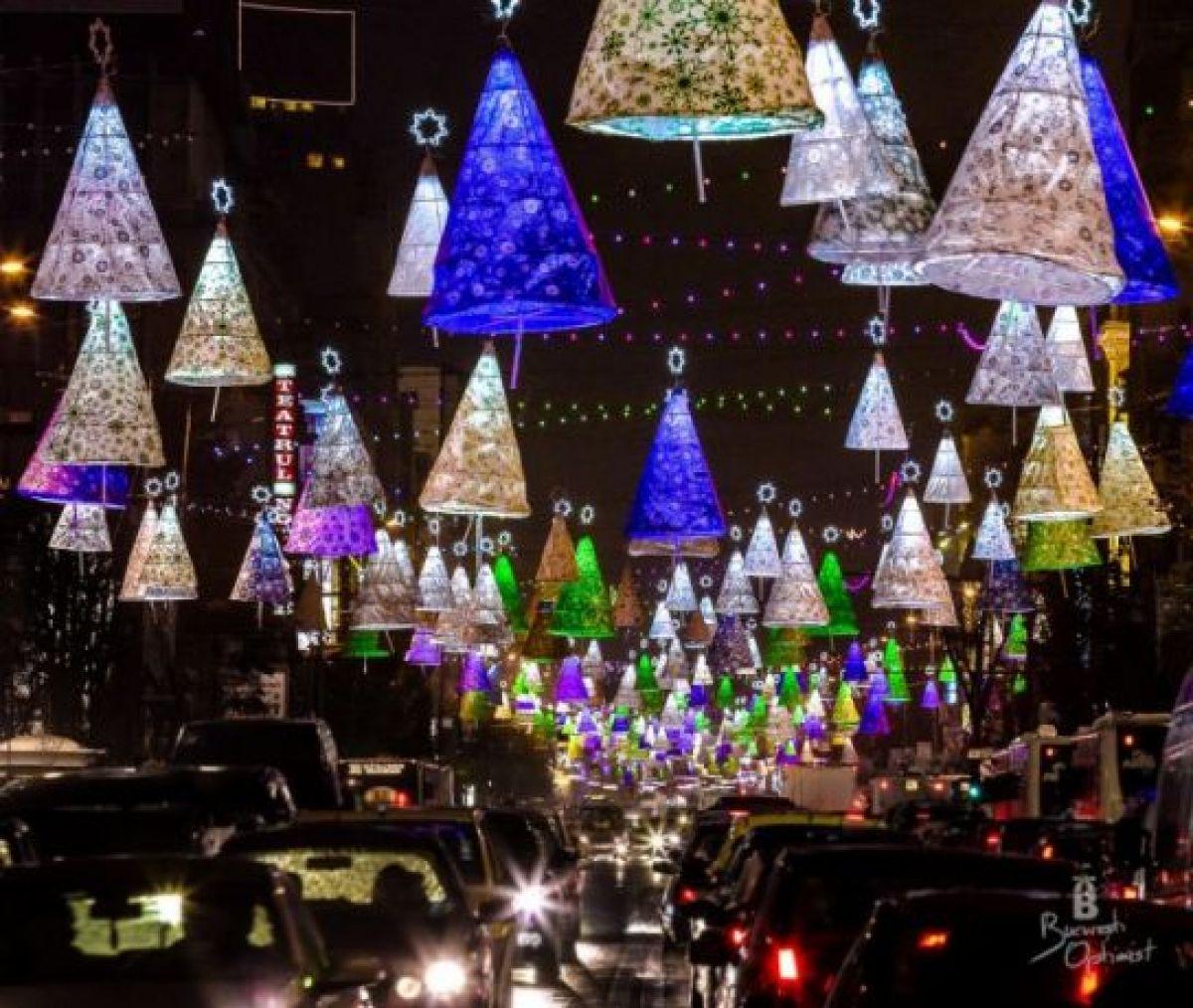Când se aprind luminițele în București 2020? Răspunsul clar dat de Nicușor Dan