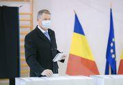 """Alegeri parlamentare 2020 - Iohannis: """"Avem şansa istorică de a alege un Parlament mai bun"""""""