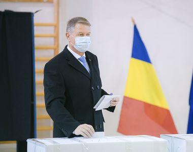 """Alegeri parlamentare 2020 - Iohannis: """"Avem şansa istorică de a alege un Parlament mai..."""