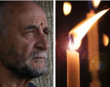 Veste tristă: un mare actor român a murit