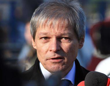 Dacian Cioloş: Alianţa USR-PLUS este pregătită să îşi asume guvernarea