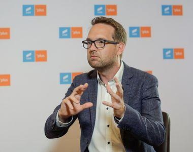 """Dominic Fritz: """"USR PLUS are în Timişoara cam cât au PSD şi PNL împreună"""""""
