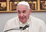 Premieră istorică: Papa Francisc face prima vizită în străinătate de la începutul pandemiei de coronavirus