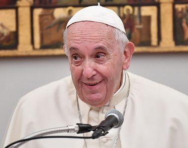 Premieră istorică: Papa Francisc face prima vizită în străinătate de la începutul...