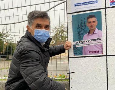 Finul președintelui Klaus Iohannis a ratat intrarea în Parlament