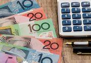 Curs valutar BNR azi, 9 decembrie. Moneda euro se depreciază în fața leului