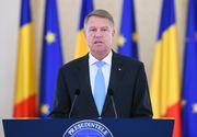 Preşedintele Iohannis a transmis un mesaj de  Ziua Internaţională Anticorupţie
