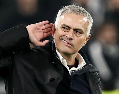 """Scandal de rasism în Liga Campionilor: Jose Mourinho: """"Orice formă de rasism trebuie..."""