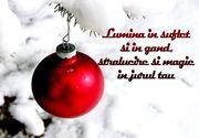 Mesaje de Crăciun 2020: Felicitări şi urări cu Sărbători Fericite, Crăciun Fericit 2020 şi La mulţi ani 2021!
