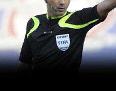 VIDEO - Acuzații de rasism la adresa unui arbitru român din UEFA