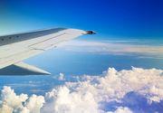 """Primul zbor """"fără COVID"""" peste Atlantic, între SUA și Europa"""