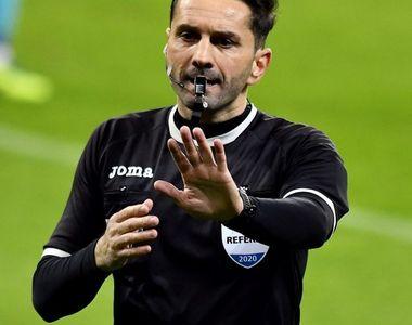 Ce se va întâmpla cu arbitrul Colțescu după ieșirea avută în meciul din Liga...