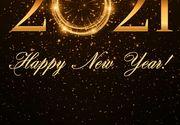 Anul Nou 2021. Cele mai frumoase mesaje pentru cei dragi la început de an