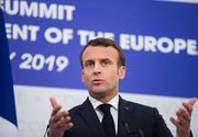 Emmanuel Macron solicită țărilor UE să aplice aceleași măsuri anti-COVID-19