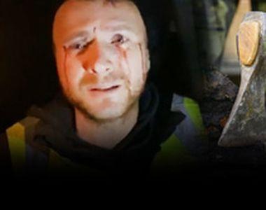 VIDEO - Un activist de mediu aflat în Suceava a fost atacat sălbatic