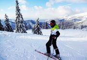 Pârtiile de schi rămân deschise de sărbători, dar vor exista noi restricții