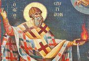 Sfântul Spiridon este sărbătorit pe 12 decembrie. Unde se regăsesc moaștele? Pelerinajele care fac minuni