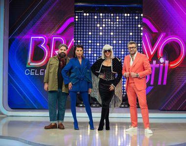 """Semifinala """"Bravo, ai stil! Celebrities"""". Sâmbătă aceasta, de la ora 20:00, ultima..."""