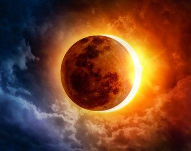 VIDEO - O eclipsă de soare care aduce multe schimbări are loc în 14 decembrie 2020....