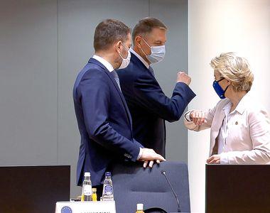 Klaus Iohannis, mesaj după Consiliul European. Se anunță o ridicare graduală a...